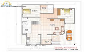 Duplex House Designs Floor Plans Modern Duplex House Designs  plan