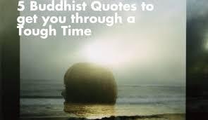 5 Buddhist Quotes to Get you through a Rough Time - Lifestyle | Create via Relatably.com