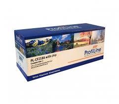 <b>Картридж ProfiLine PL</b>-CF218A (№18A), совместимый — купить ...