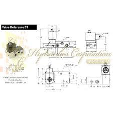 parker solenoid wiring diagram parker wiring diagrams