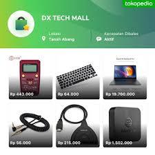 Dx Tech Mall - Tanah Abang, Kota Administrasi Jakarta Pusat ...
