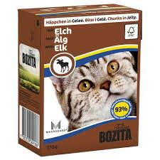 <b>Bozita Chunks</b> in Jelly 6 x 370g   bitiba.co.uk %