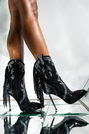 AKIRA's <b>New</b> Shoes | Sexy <b>Thigh HIgh Boots</b>, Rhinestone Heels ...