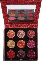 <b>Палетка глиттеров</b> Pressed Glitter Palette Hot Pursuit <b>Makeup</b> ...