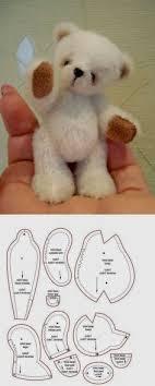 <b>Мишки</b> Тедди: лучшие изображения (37) | Шаблон для <b>мишки</b> ...