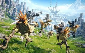 Базовая версия Final Fantasy XIV стала временно бесплатной ...
