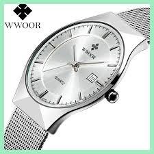 WWOOR New <b>Top Luxury Watch Men</b> Brand <b>Men's Watches</b> Ultra ...