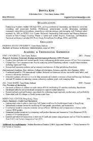 job resume samples for college students  socialsci cojob