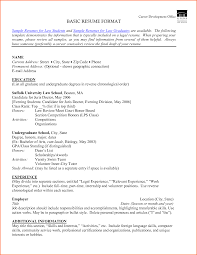 basic resume examples budget template letter pics photos basic resume examples 2013