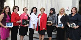 c i p nysed pictured left to right are lauren bakian aaker finalist nysed commissioner maryellen elia 2017 teacher of the year amy hysick board of regents