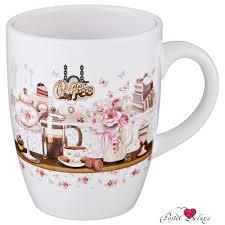 Сервиз <b>Agness Coffee</b> Китай <b>300</b> мл Керамика