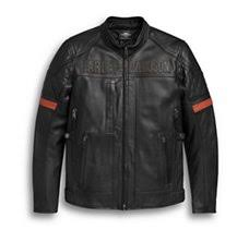 <b>Men's Leather</b> Motorcycle Jackets | Harley-Davidson USA