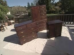 how to whitewash oak furniture step 1 basics whitewash