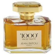 <b>Духи</b> Jean Patou <b>1000</b> женские — отзывы и описание аромата