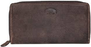 <b>Бумажник Klondike</b> «<b>Mary</b>», цвет <b>коричневый</b>, 19,5x10 см купить в ...