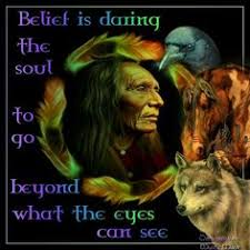 Image result for believe in native american magic