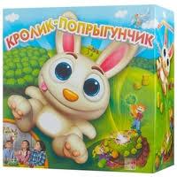 <b>Настольная игра</b> Goliath Кролик-попрыгунчик 30667.006 ...