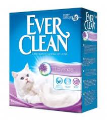 <b>Наполнитель</b> для кошачьего туалета с араматом лаванды <b>Ever</b> ...