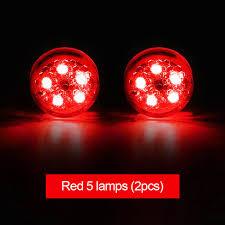 <b>2x</b> LED <b>Car Door Warning</b> Lights Accessories Sticker For Suzuki ...
