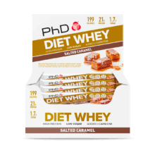 PhD Diet Whey Bar 65 г Соленая <b>карамель</b> | gel4u.ru
