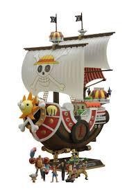Bandai Hobby Thousand Sunny Model Ship <b>One Piece</b> New World ...