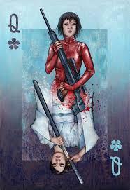 1000 Kill Bill Quotes on Pinterest Kill Bill Kill Bill Vol 1. Queen of the Tokyo Underground by Alice Meichi Li Inspired by Kill Bill Volume