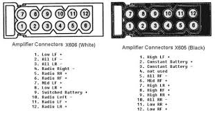 complete list of stock e39 antennas, where are they located Bmw E39 Dsp Wiring Diagram a multimeter test light and check the power wire going to the amp as well as teh speaker inputs from the stereo here is a diagram for your reference bmw e39 dsp amp wiring diagram