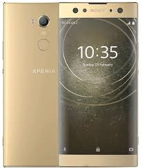 Sony Xperia XA2 Ultra Gold - Kontakt Home