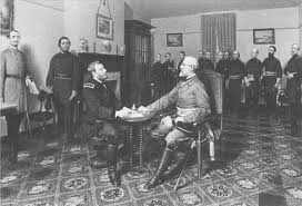 「Confederate General Robert E. Lee surrendered his massive army at Appomattox Court House,」の画像検索結果