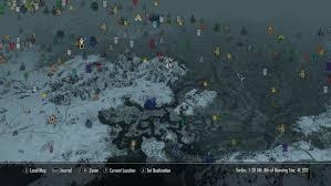 """Elder Scrolls 5: <b>Skyrim</b> """"Новые цветные иконки для карты от ..."""