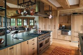 lighting ideas rustic kitchen september  rustic kitchen designs that embody country life freshome com