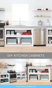 kitchen cabinet shelf clips update this entire diy kitchen project cost less than  for everything includi