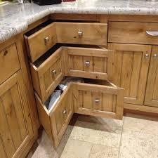 kitchen corner cabinet design ideas