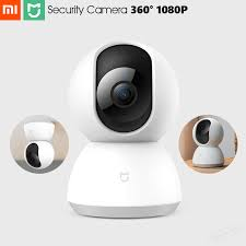 Original Xiaomi <b>Mi</b> Mijia Smart <b>Home Security Cam</b> 1080P HD 360 ...