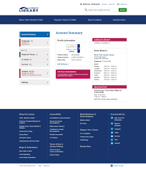 account summary screen what do you want to see web team blog take a look at the concept and