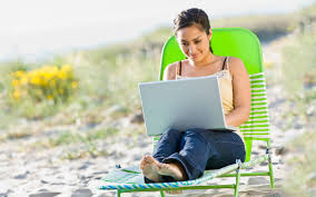 how to job search in minutes a day from the beach job search from the beach