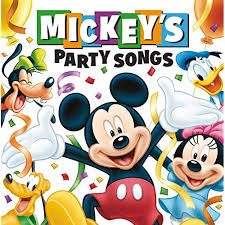 <b>Mickey's</b> Party Songs by <b>Various artists</b> on Amazon Music - Amazon ...