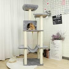 Online Shop <b>Cat litter</b> sisal bucket <b>cat climbing</b> frame <b>cat tree</b> one ...