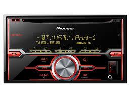 FH-X720BT - <b>2</b>-DIN CD Receiver with MIXTRAX®, <b>Bluetooth</b>®, Siri ...