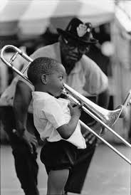 <b>Trombone Shorty</b> on stage with Bo Diddley, New Orleans Jazz and ...