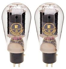KR Audio 300B Balloon HP Tubes