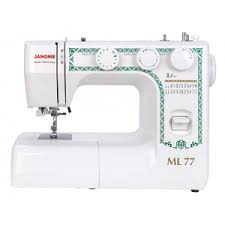 Электромеханическая <b>швейная машина Janome ML 77</b>: цена и ...