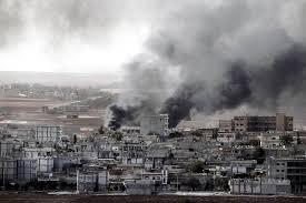 Resultado de imagen de turcos atacando el kurdistan