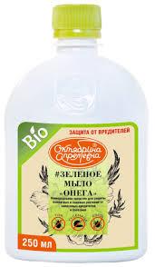 """Купить <b>Инсектицид Зеленое мыло</b> """"Онега"""" по низкой цене с ..."""