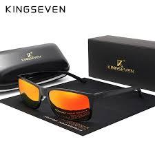 <b>KINGSEVEN Brand Design</b> Fashion <b>Aluminum</b> Magnesium ...