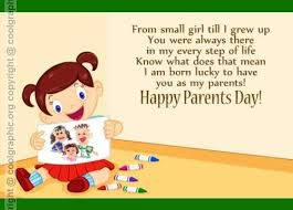 Happy Parents Day Graphic | Coolgraphic.org via Relatably.com