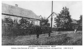 Kattenau, Anwesen Carl Breuer und August Ernst 1900 - 1913 - ID009118-Kattenau-Carl_Breuer_und_August_Ernst