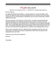 best security officer cover letter examples  livecareer security officer cover letteremphasis 1 design
