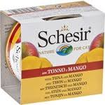 Купить <b>Консервы Schesir Nature for</b> Cat Tuna & Mango кусочки в ...