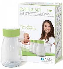 <b>Набор</b> из 3 бутылочек <b>ARDO Bottle</b> Set, 150 мл.